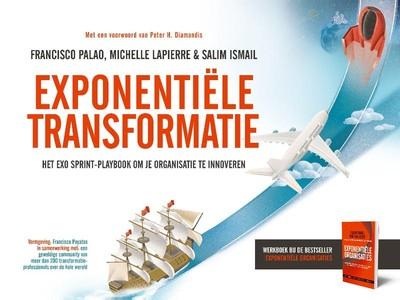 Exponentiële transformatie