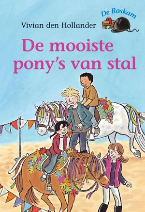 De mooiste pony's van stal