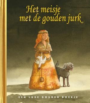 Het meisje met de gouden jurk