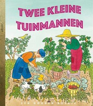 Twee kleine tuinmannen