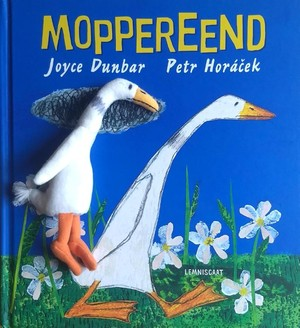 Moppereend incl. vingerpopje