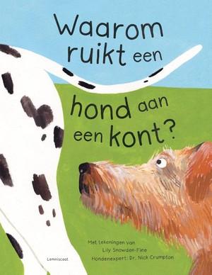 Waarom ruikt een hond aan een kont?