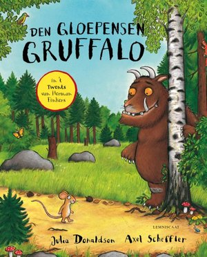De Gruffalo in het Twents van Herman Finkers