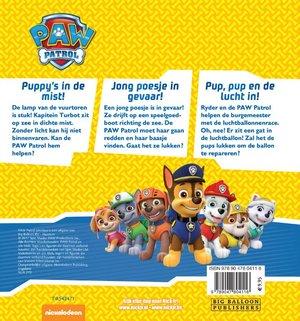 PAW Patrol Omnibus met 3 verhalen