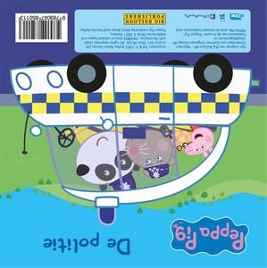 Peppa Pig - Brandweer / Politie omdraaiboek