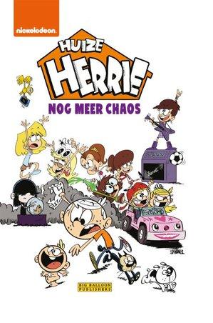 Huize Herrie - Nog meer chaos