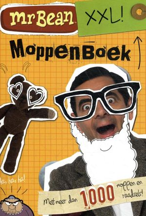 Mr Bean XXL moppenboek