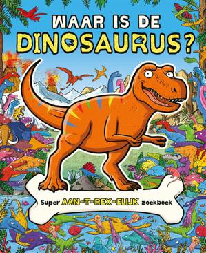 Waar is de dinosaurus?
