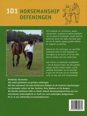 101 horsemanship oefeningen