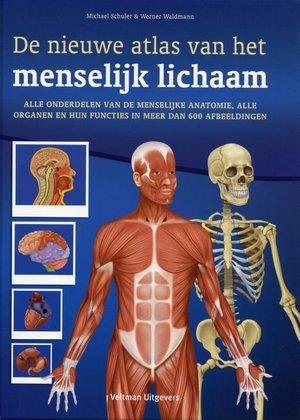 De nieuwe atlas van het menselijk lichaam