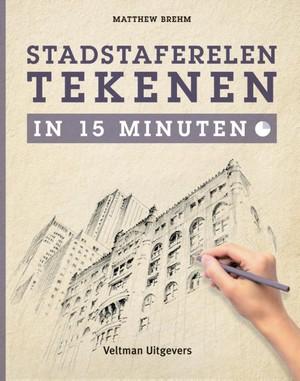 Stadstaferelen tekenen in 15 minuten
