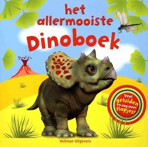 Het allermooiste Dinoboek