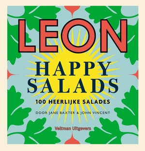 Leon happy salads