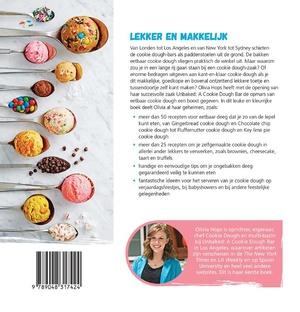 Het Cookie Dough receptenboek