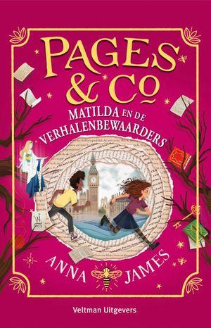 Matilda en de verhalenbewaarders
