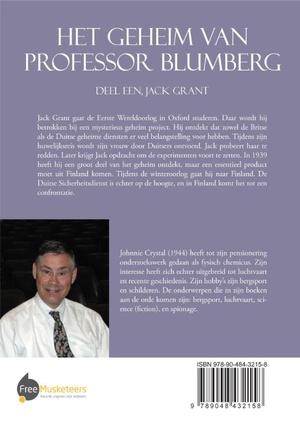 Het geheim van professor Blumberg
