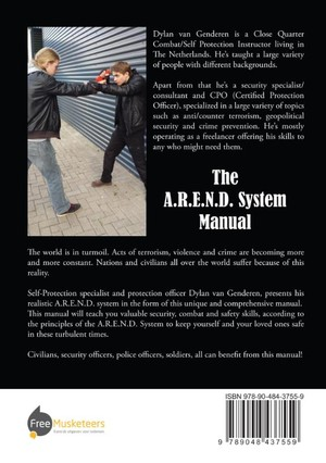 The A.R.E.N.D. system manual