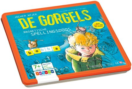 De Gorgels magnetische spellingsdoos