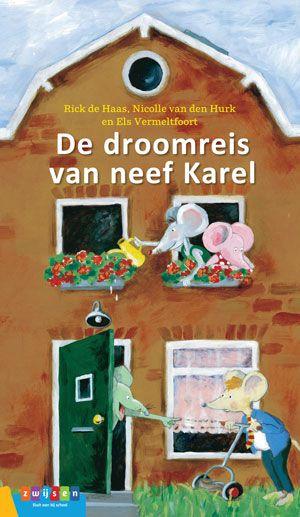 De droomreis van neef Karel