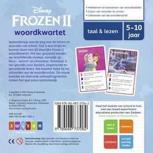 Frozen 2 woordkwartet