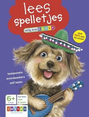 Leesspelletjes Veilig leren lezen 6-8 jaar