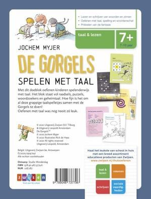 De Gorgels spelen met taal 7-10 jaar