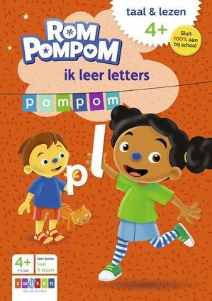 Rompompom ik leer letters