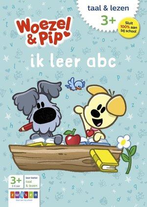Woezel & Pip ik leer abc taal & lezen 3+