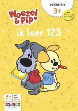 Woezel & Pip ik leer 123 rekenen 3+