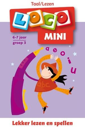 Loco mini lekker lezen en spellen
