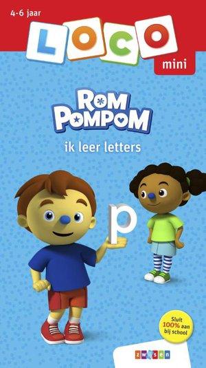 Loco Mini Rompompom ik leer letters