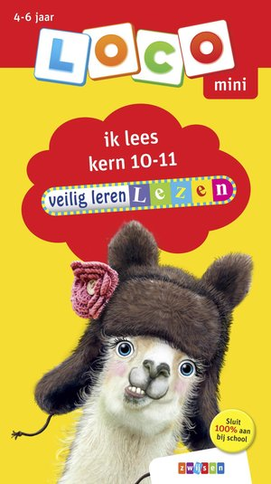 Loco mini veilig leren lezen ik lees kern 10-11