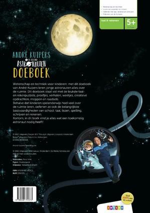 André Kuipers en De Kleine Astronauten doeboek