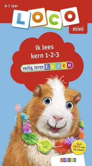Loco mini Veilig leren lezen ik lees kern 1-2-3