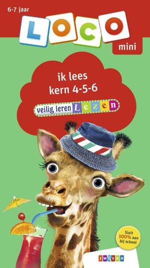 Loco Mini Veilig leren lezen ik lees kern 4-5-6