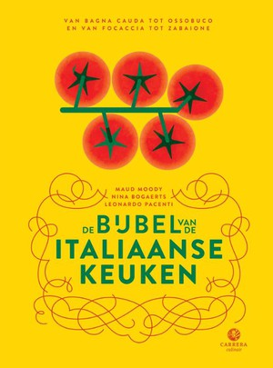 De bijbel van de Italiaanse keuken