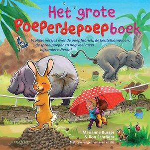 Het grote poeperdepoepboek