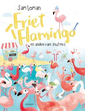 Friet flamingo