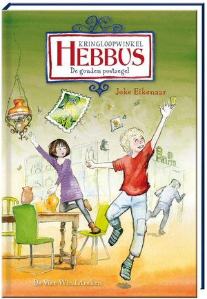 Hebbus. De gouden postzegel