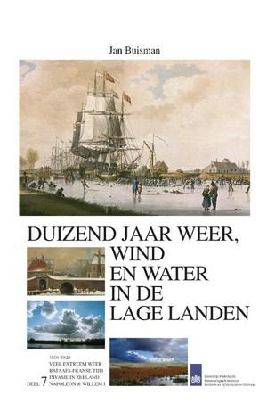 Duizend jaar weer wind en water in de Lage Landen VII