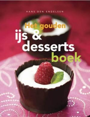Het gouden IJs & Desserts boek