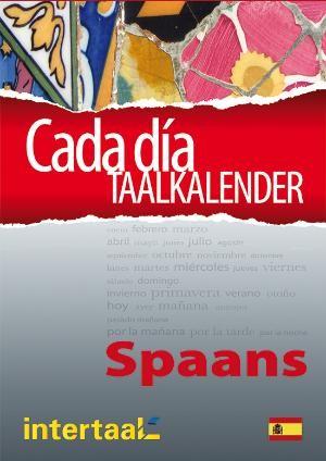 Cada dia Taalkalender Spaans