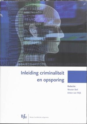Inleiding criminaliteit en opsporing