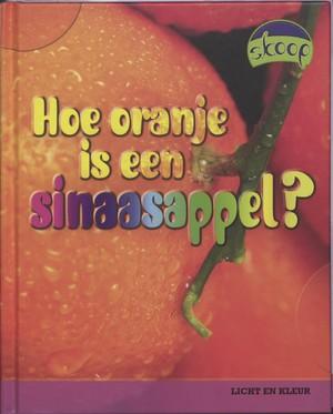 Hoe oranje is een sinaasappel?
