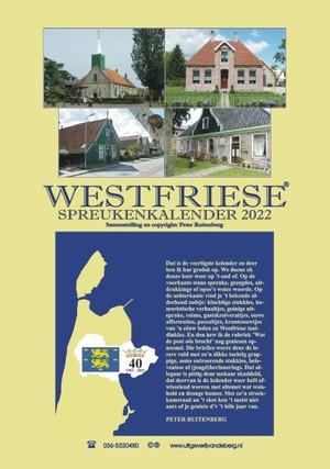 Westfriese spreukenkalender 2022