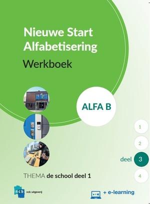 Alfa B Deel 3 + e-learning Werkboek