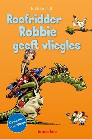 Roofridder Robbie geeft vliegles