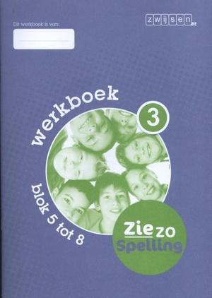 Blok 5 tot 8 Werkboek 3