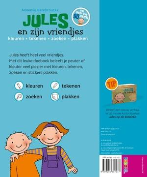 Doe mee met Jules en zijn vriendjes