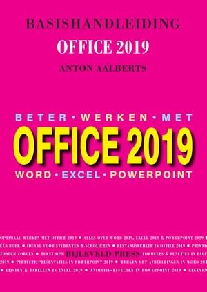 Basishandleiding Beter werken met Office 2019